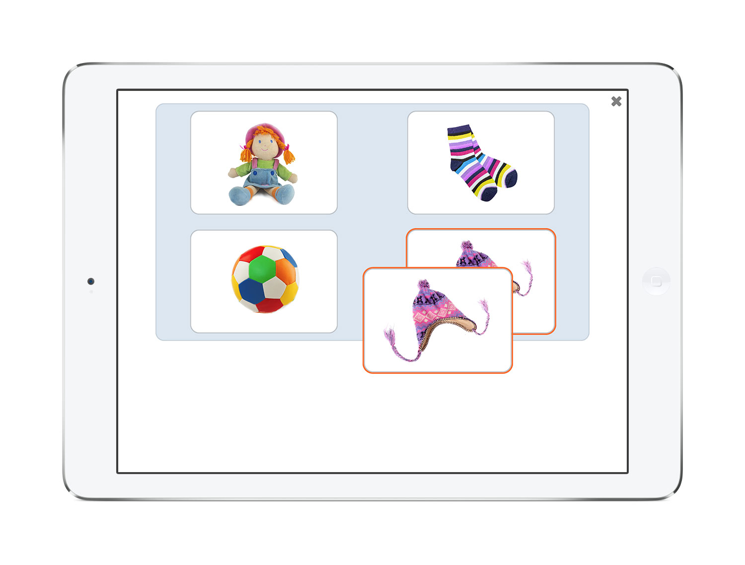 Picture of See and Learn Vocabulary 1 iPad app