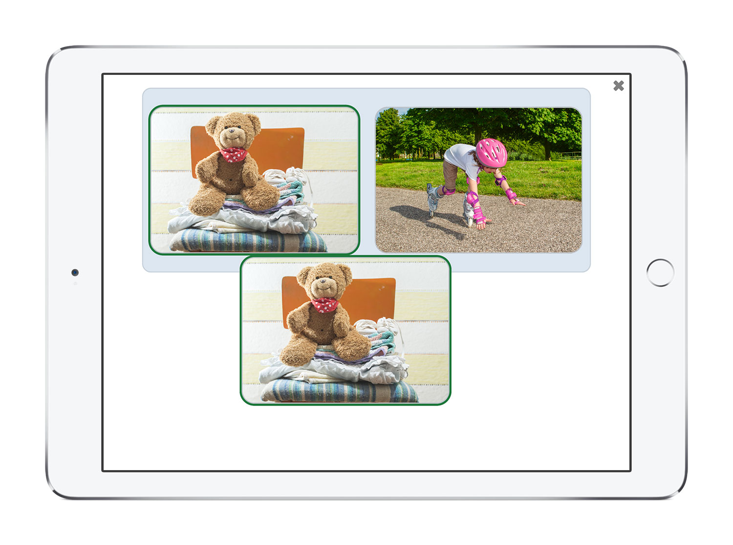 Picture of iPad edition of See and Learn Vocabulary 3